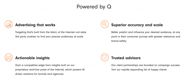 With Quantcast Measure you can build your strategy, understand your audience's behaviors and personas, and learn about competitor audiences.