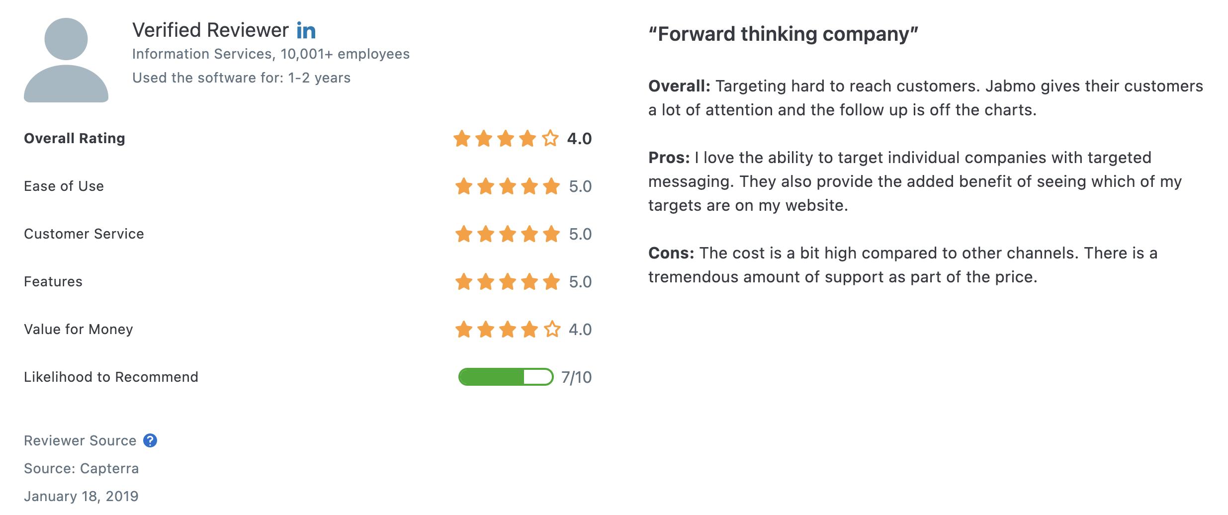 Jambo review