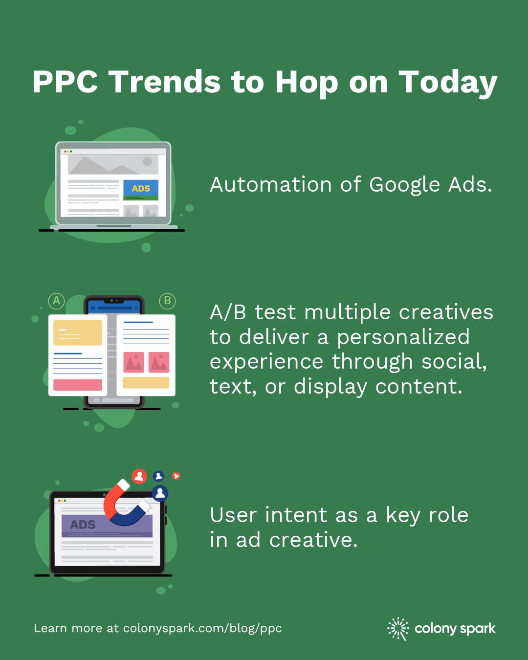 Three PPC Trends